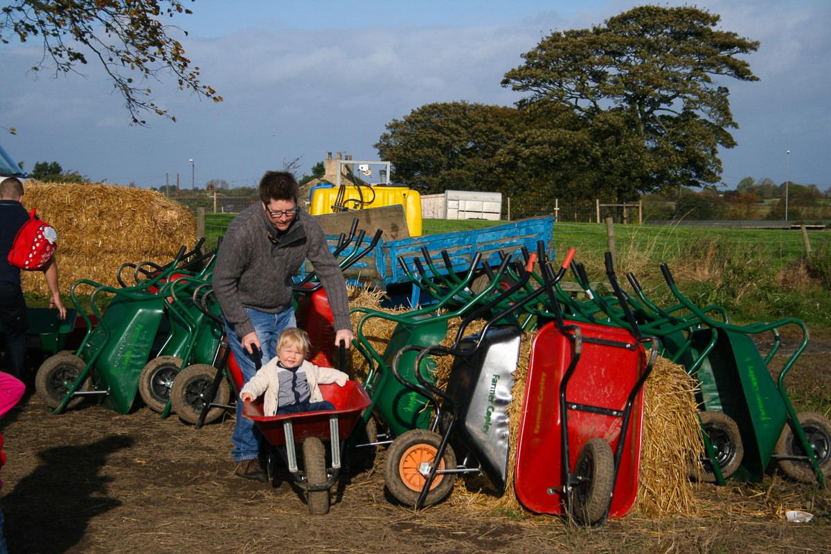October Farmer Copleys Pumpkins-2