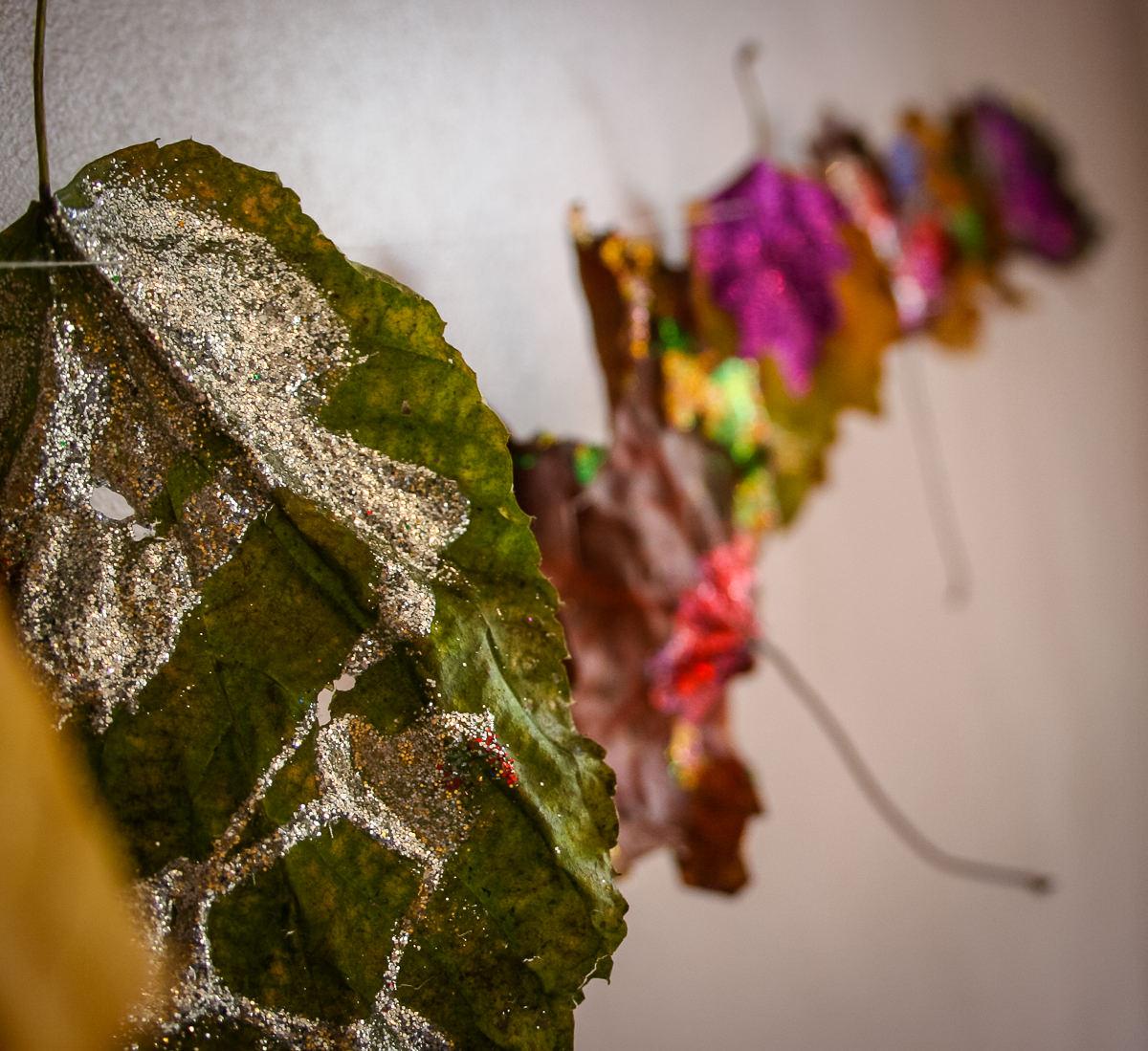 October Leaf Garland-5