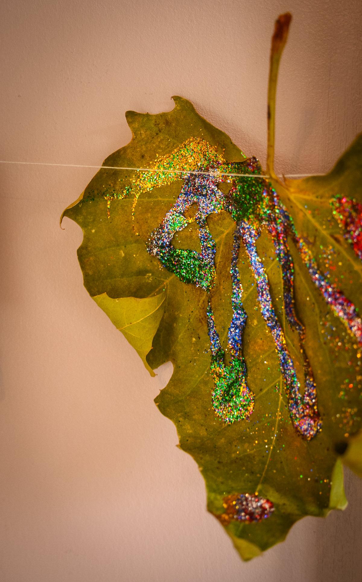 October Leaf Garland-7