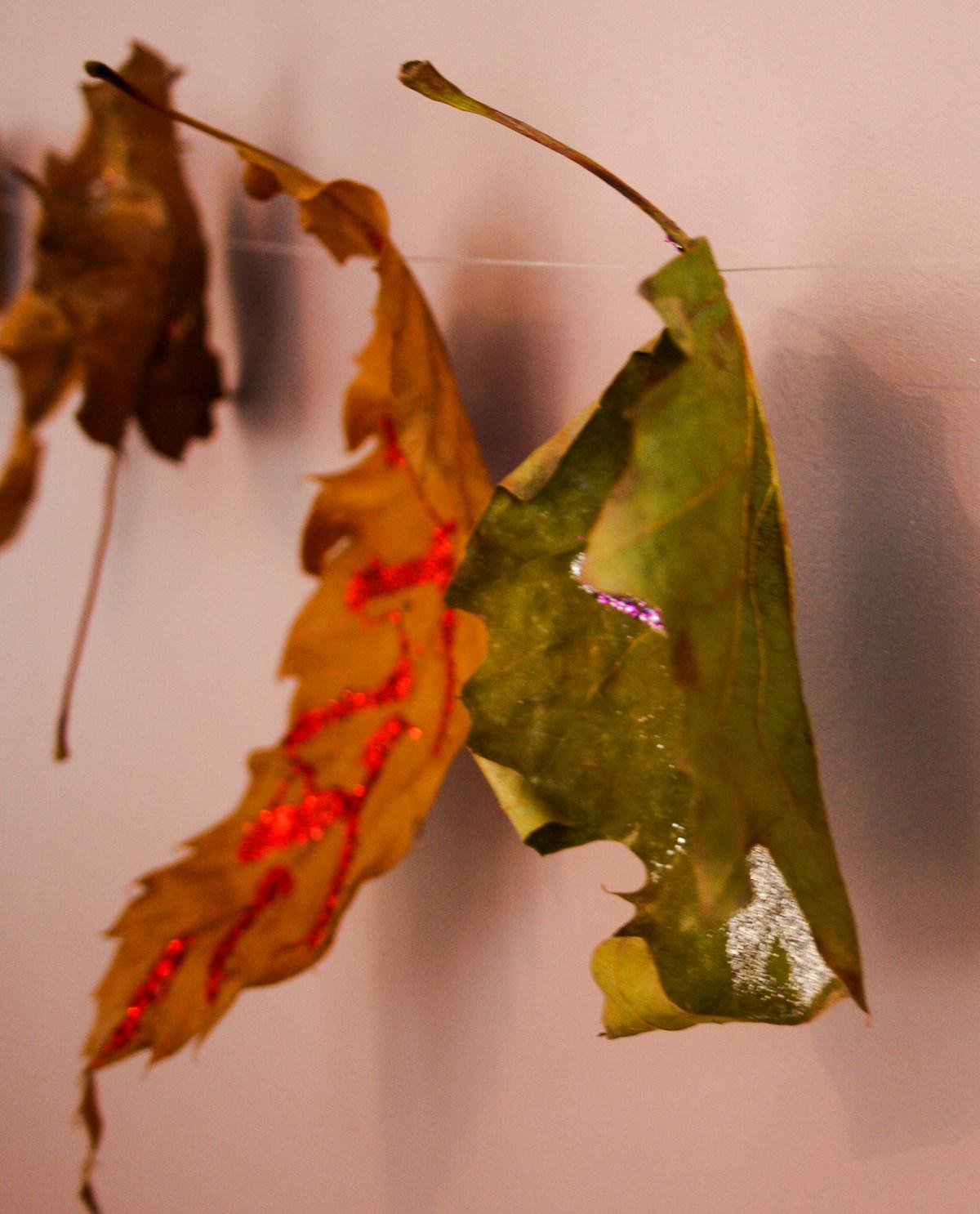October Leaf Garland-8