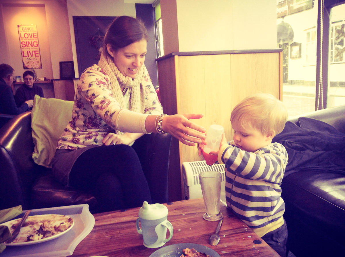 Thirsk Truly Child Friendly Cafe Bliss-1