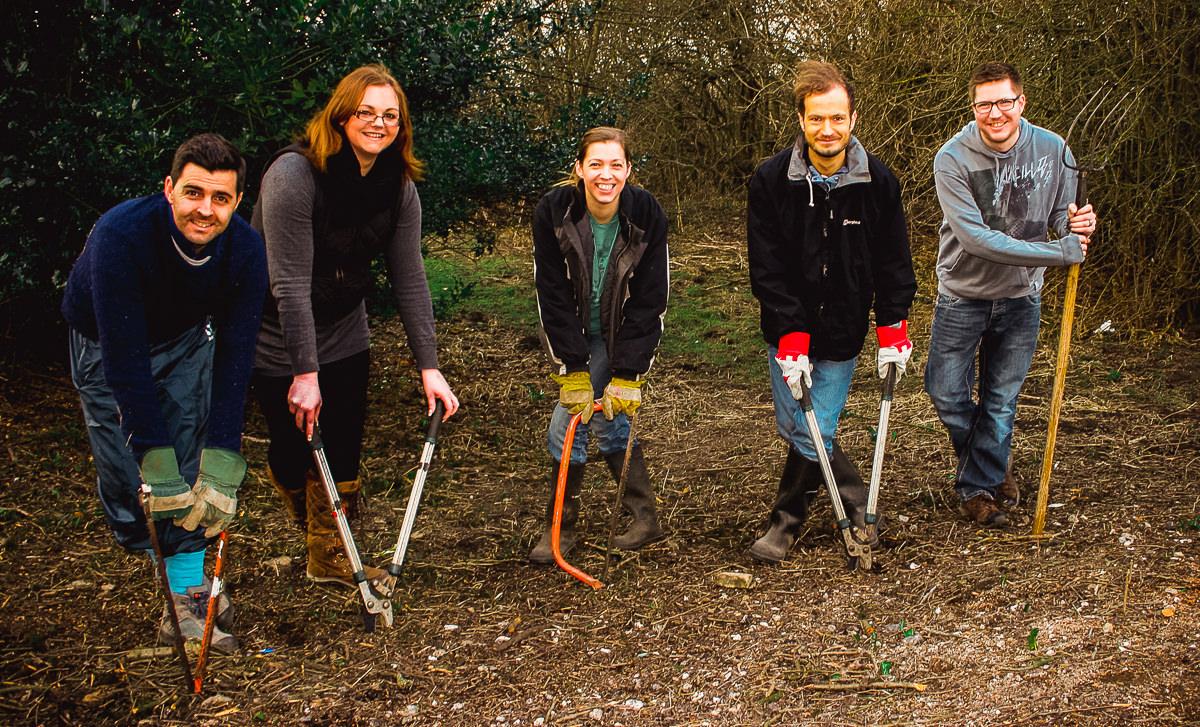 February Yorkshire Wildlife Team Day 2015-143