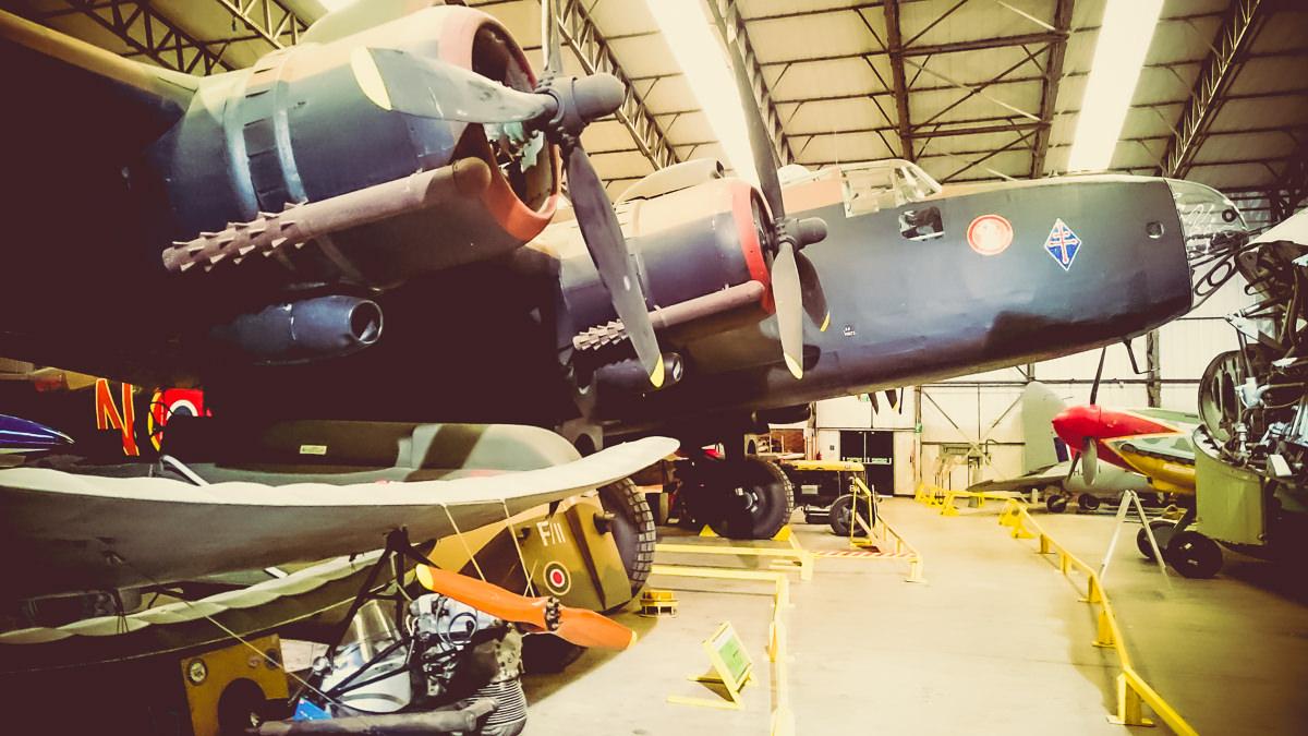 January Yorkshire Military Air Museum-18