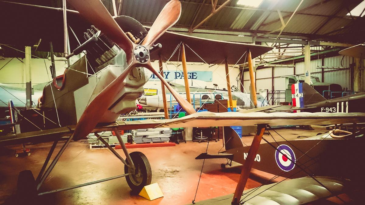 January Yorkshire Military Air Museum-2
