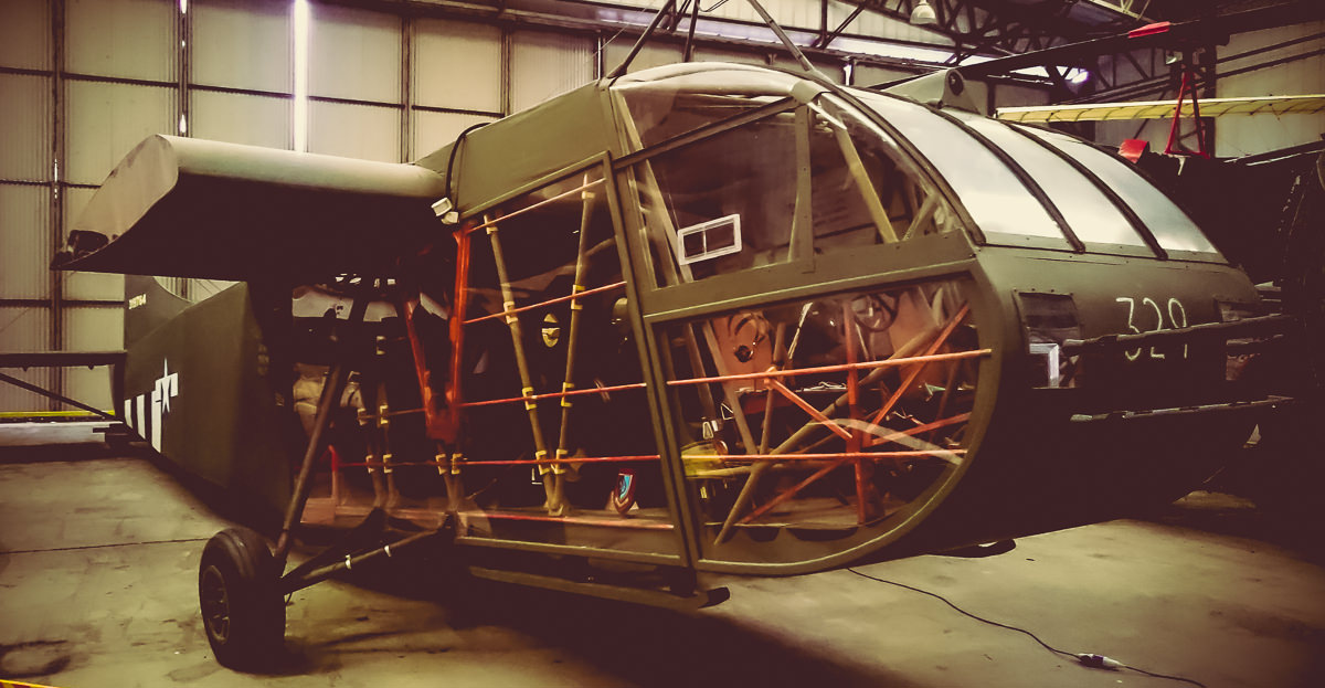 January Yorkshire Military Air Museum-27