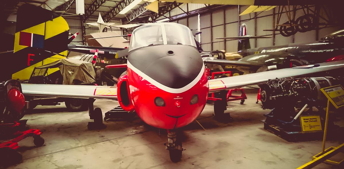 January Yorkshire Military Air Museum-34