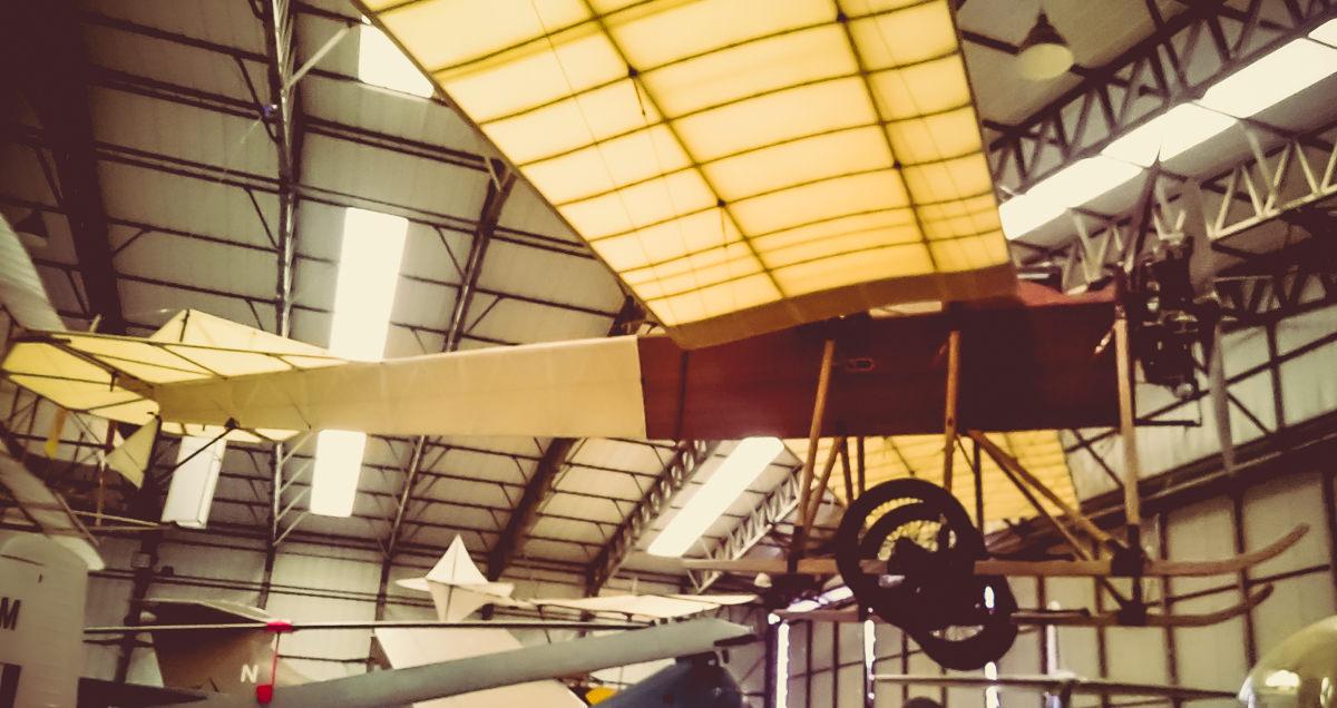January Yorkshire Military Air Museum-35