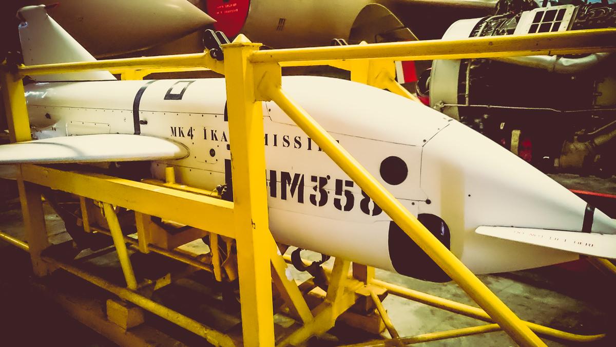 January Yorkshire Military Air Museum-41
