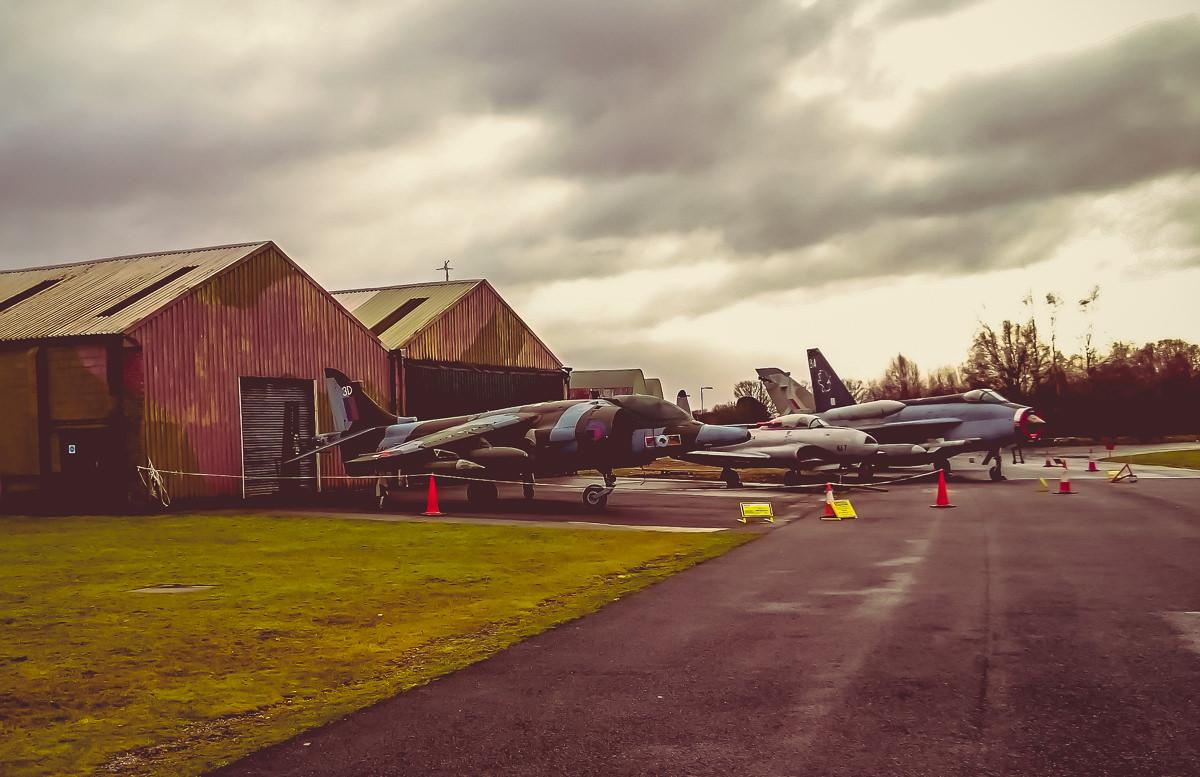 January Yorkshire Military Air Museum-46