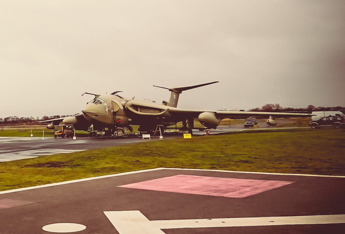January Yorkshire Military Air Museum-48