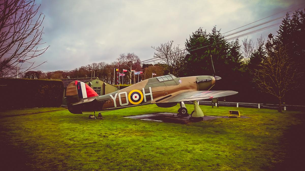 January Yorkshire Military Air Museum-62