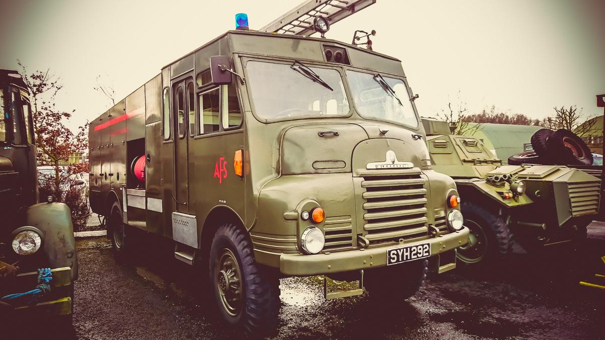 January Yorkshire Military Air Museum-65