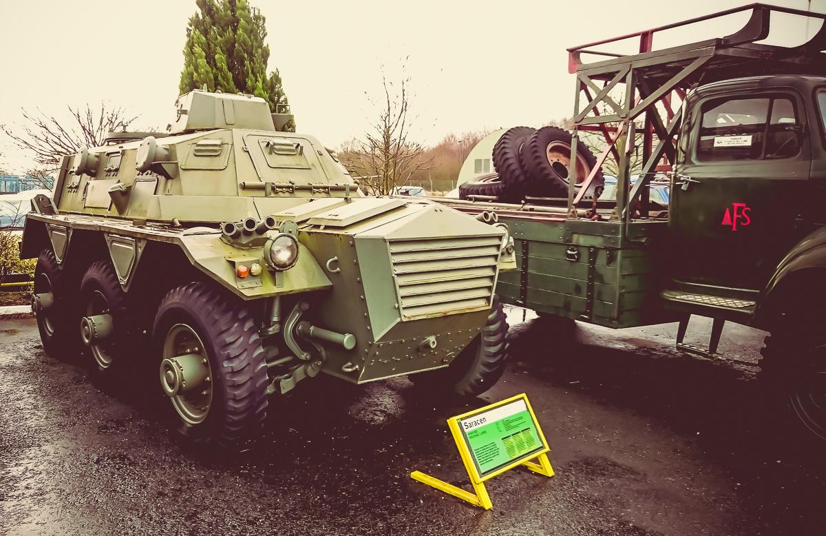 January Yorkshire Military Air Museum-66