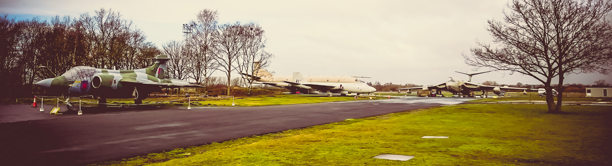 January Yorkshire Military Air Museum-7