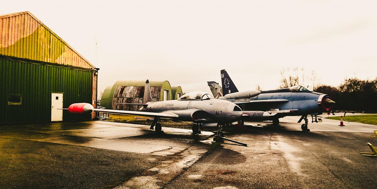 January Yorkshire Military Air Museum-8