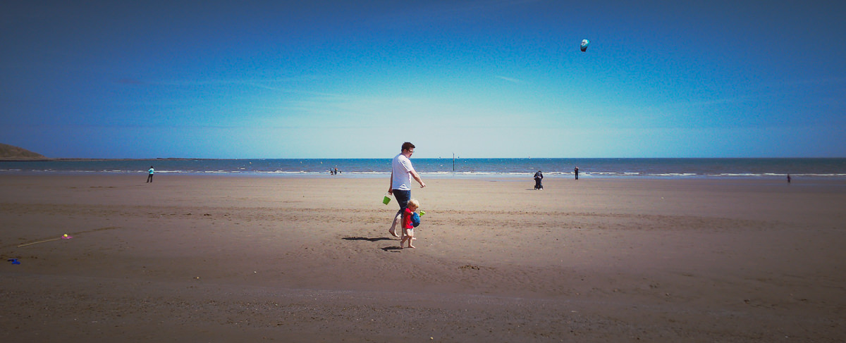 May Bank Holiday Beach Filey-15-2