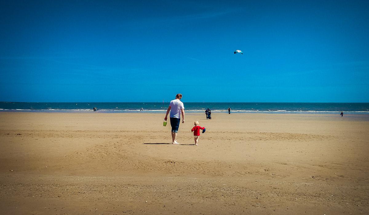 May Bank Holiday Beach Filey-16-2