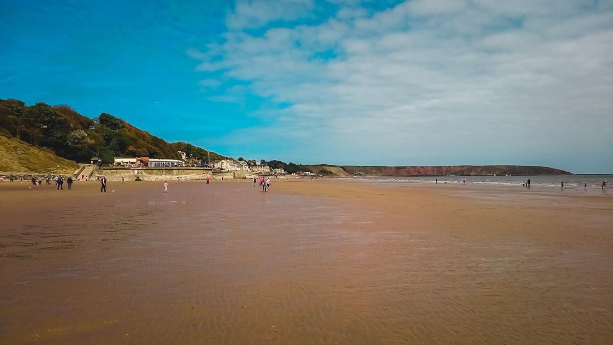May Bank Holiday Beach Filey-31
