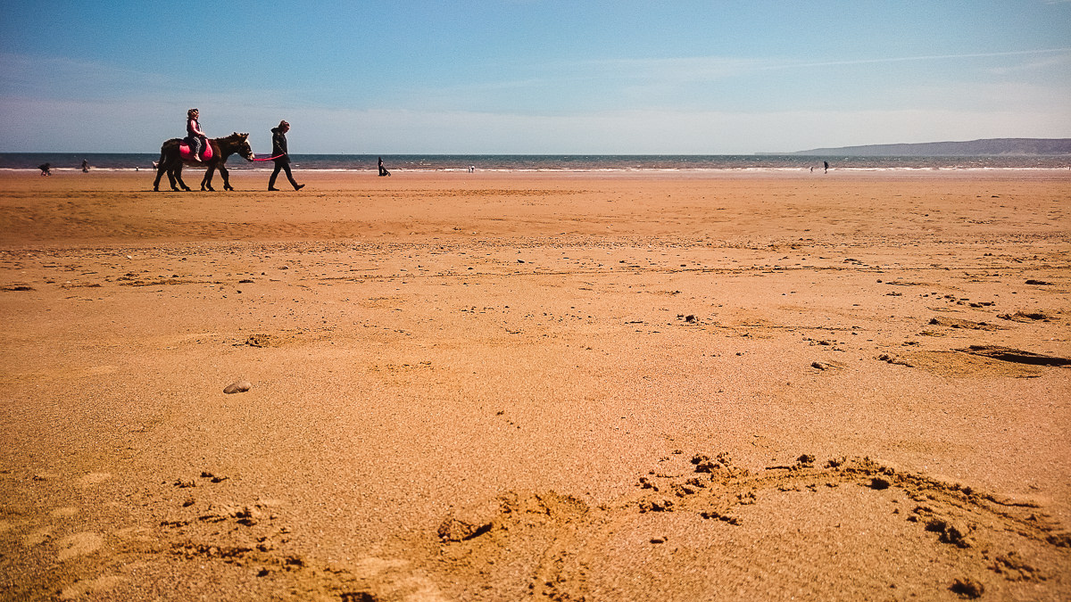 May Bank Holiday Beach Filey-47