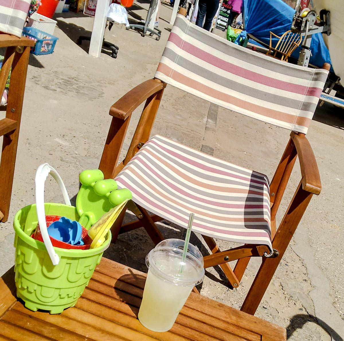 May Bank Holiday Beach Filey-6-2
