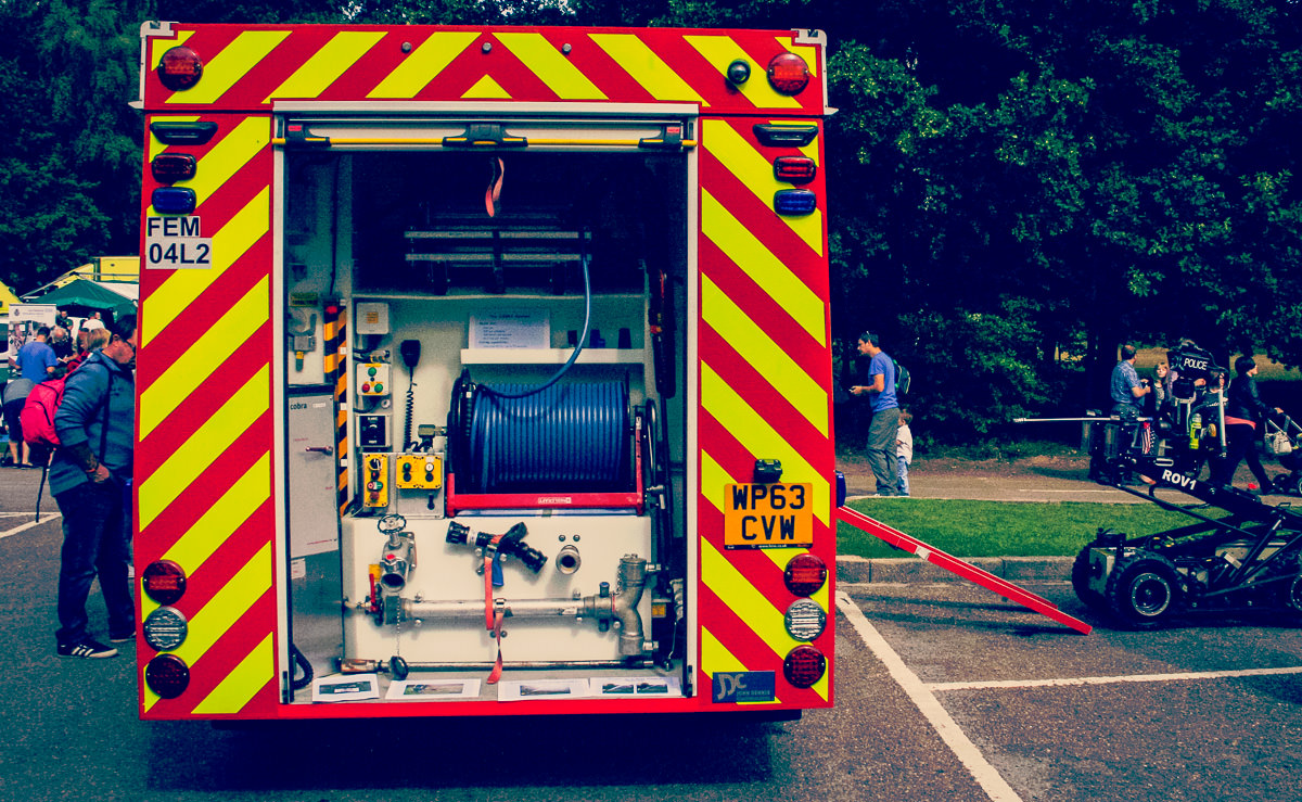 August Bank Holiday 999 Emergency Services-11