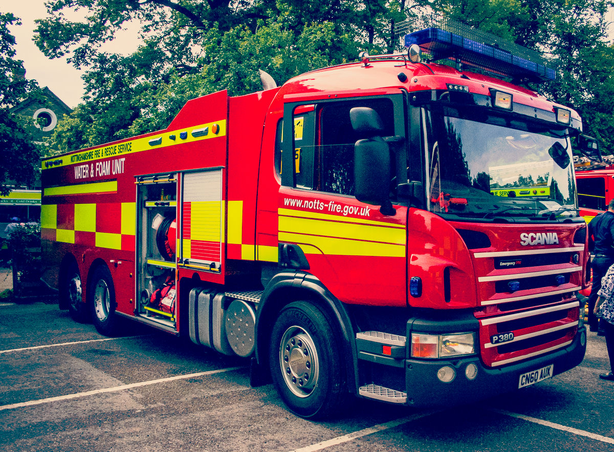 August Bank Holiday 999 Emergency Services-4