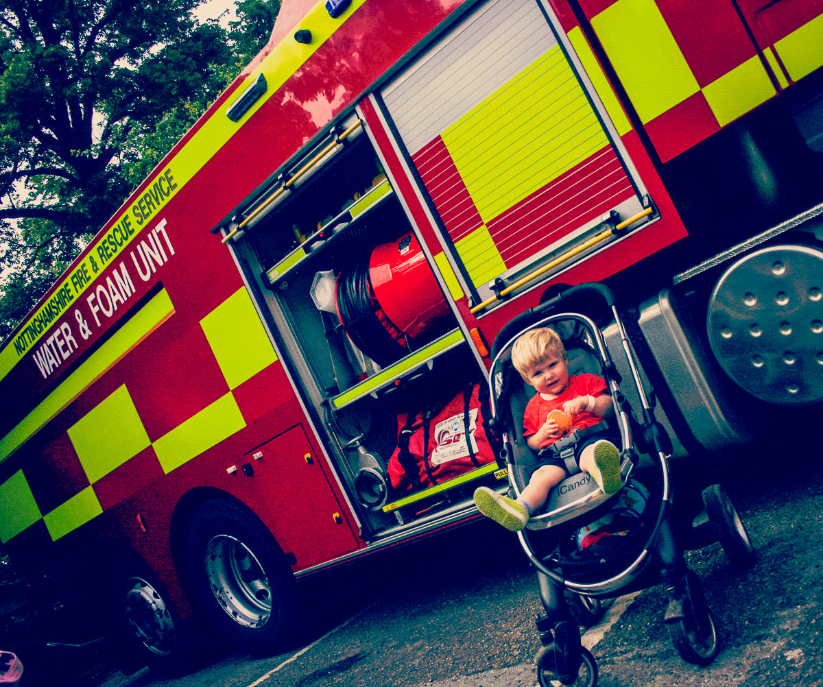 August Bank Holiday 999 Emergency Services-7