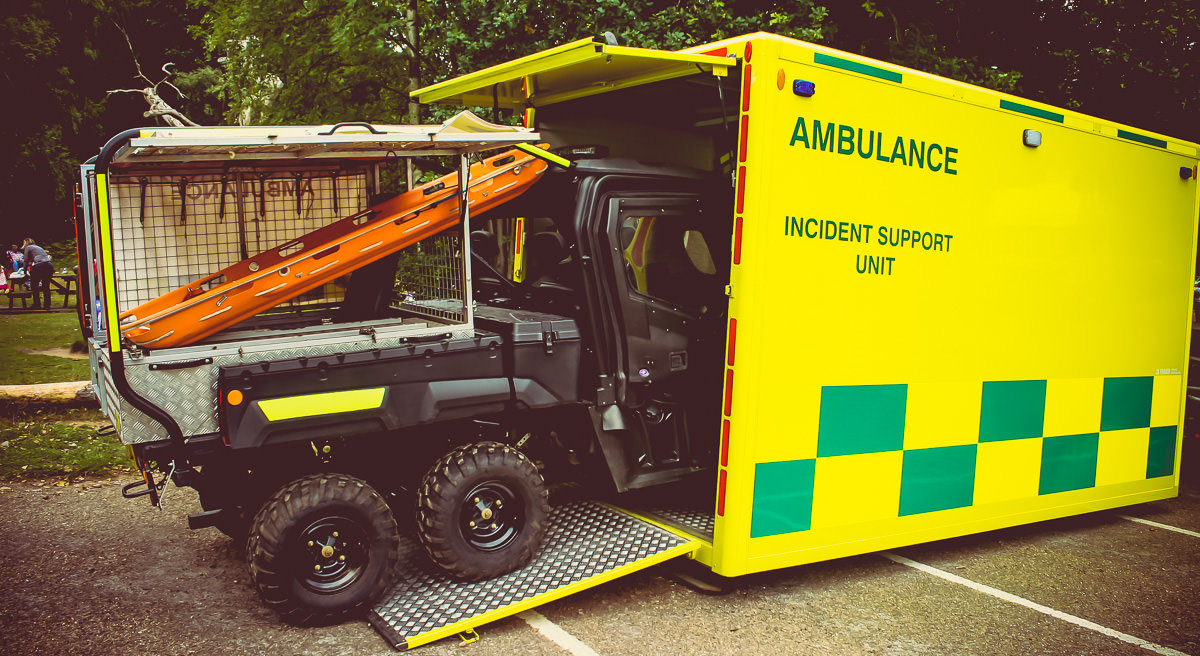 August Bank Holiday 999 Emergency Services-74