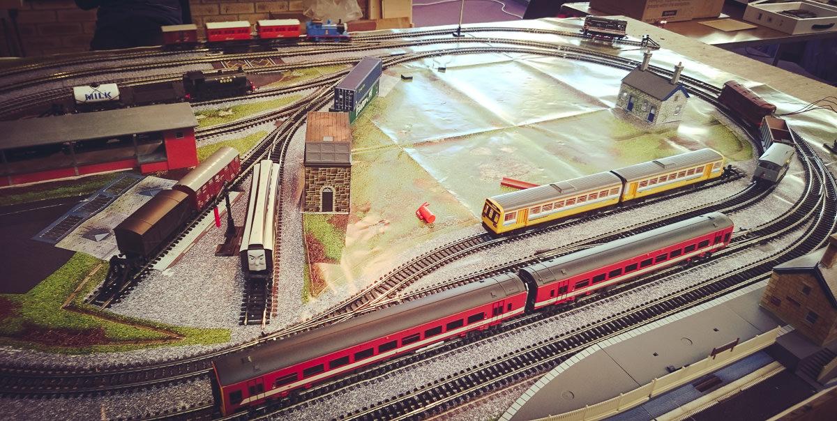 November Model Railway Exhibition Leeds-92