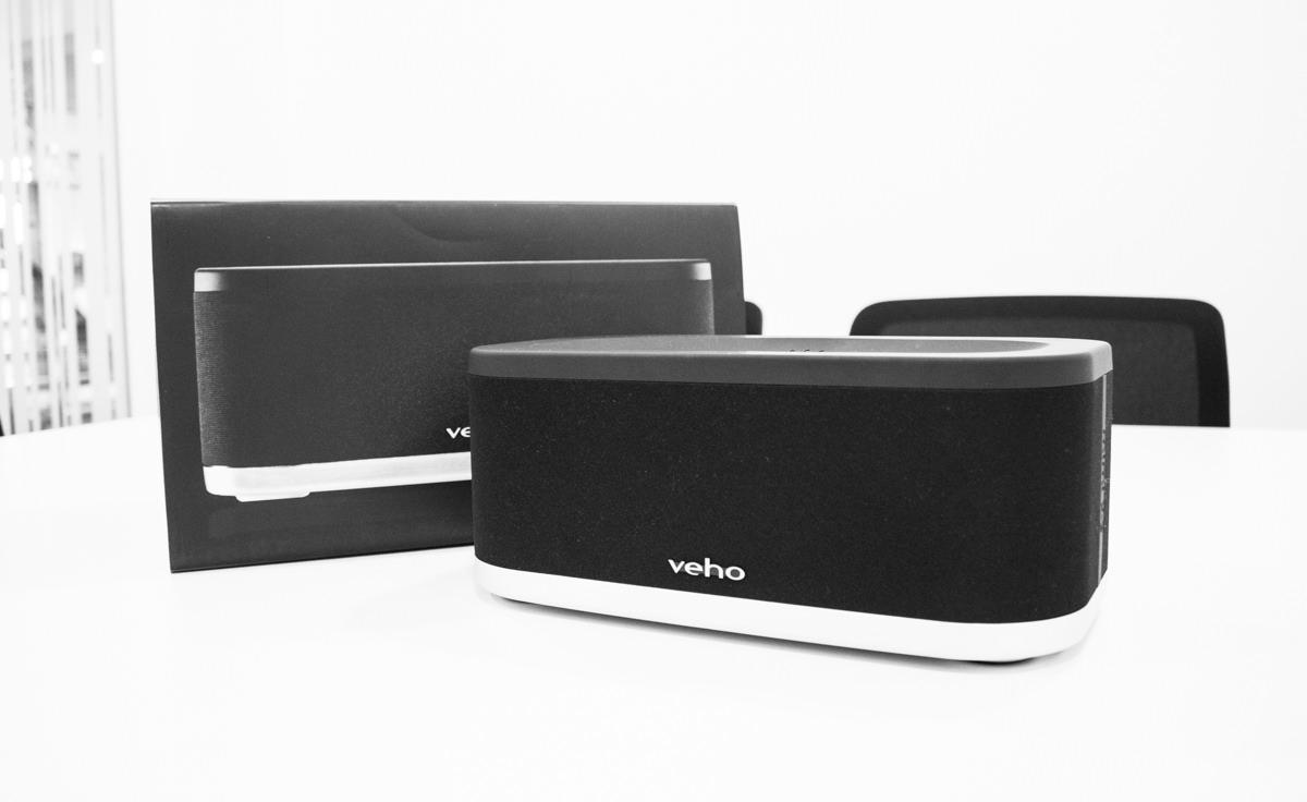 Veho X3 Mimi WiFi Speaker-1