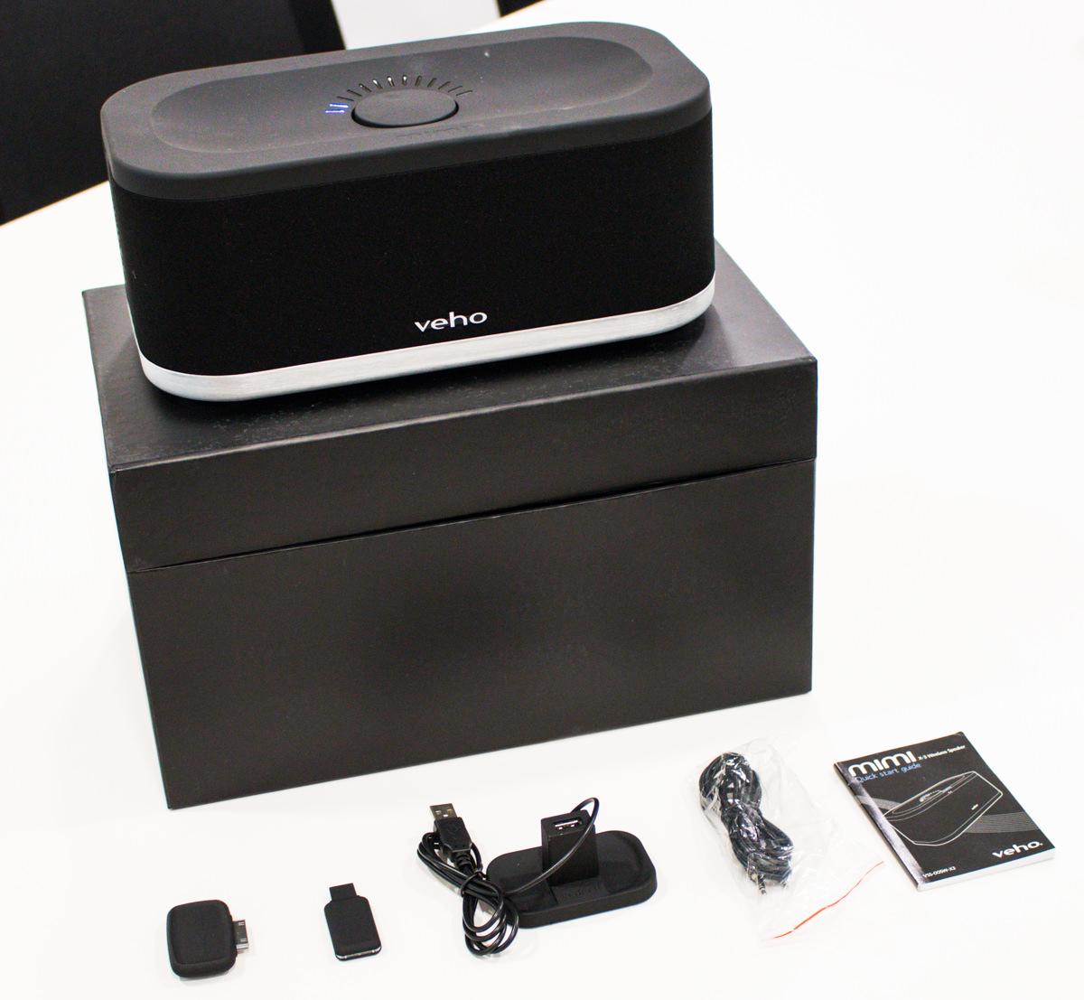 Veho X3 Mimi WiFi Speaker-13