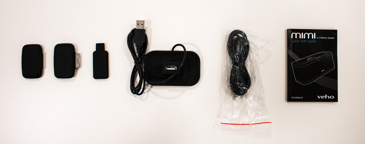 Veho X3 Mimi WiFi Speaker-14
